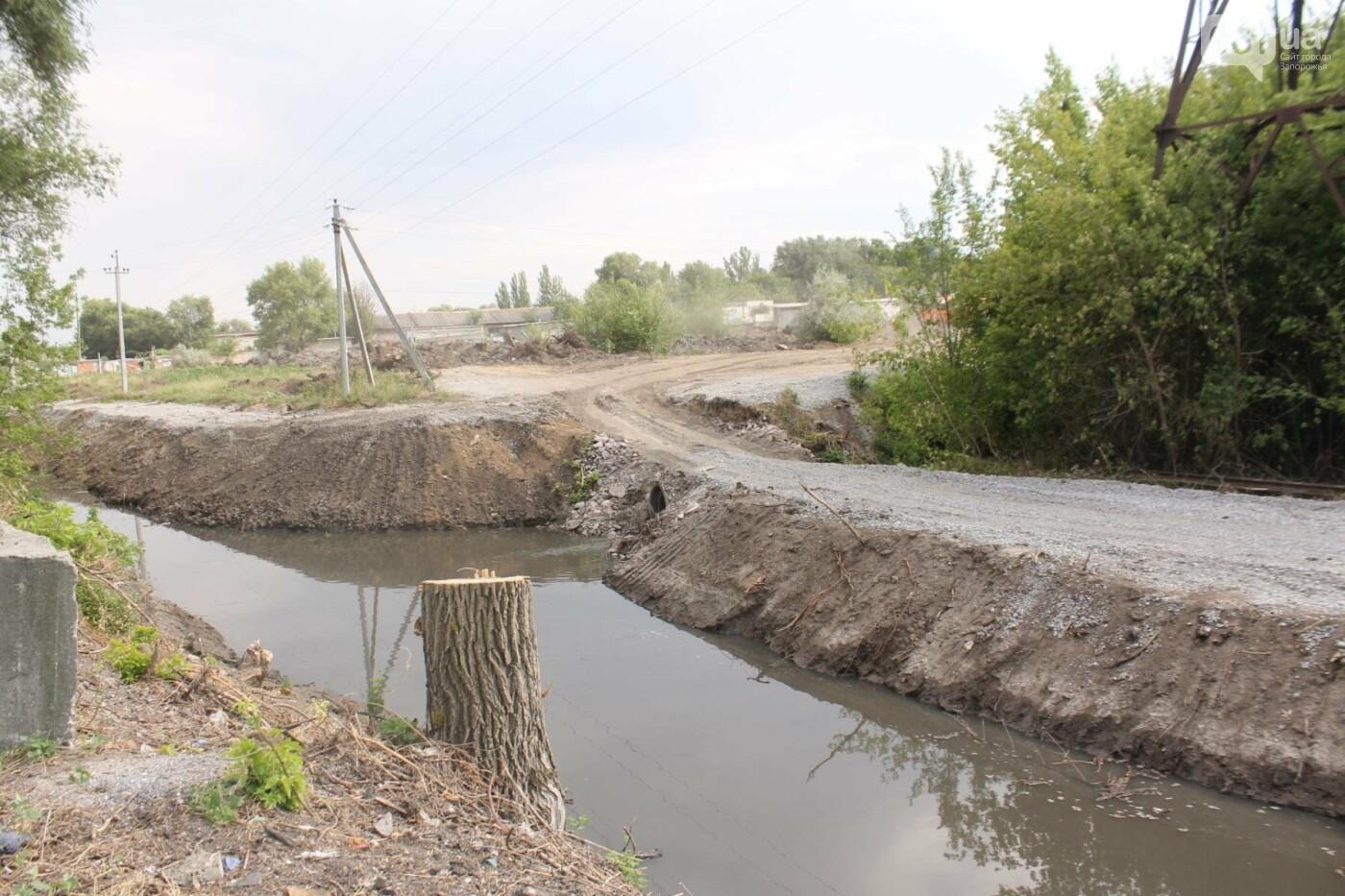 В Запорожье продолжается многомиллионная расчистка русла реки на Верхней Хортице, – ФОТОРЕПОРТАЖ, фото-10