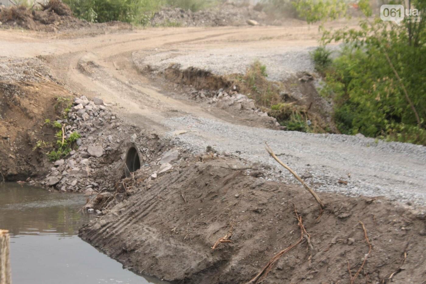 В Запорожье продолжается многомиллионная расчистка русла реки на Верхней Хортице, – ФОТОРЕПОРТАЖ, фото-7
