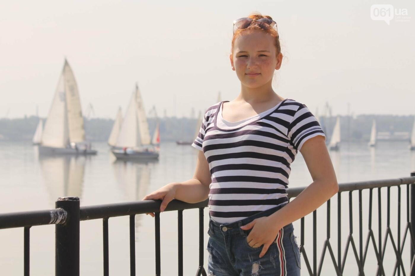 Сотни спортсменов и десятки яхт: как в Запорожье проходит парусная регата, – ФОТОРЕПОРТАЖ, фото-21