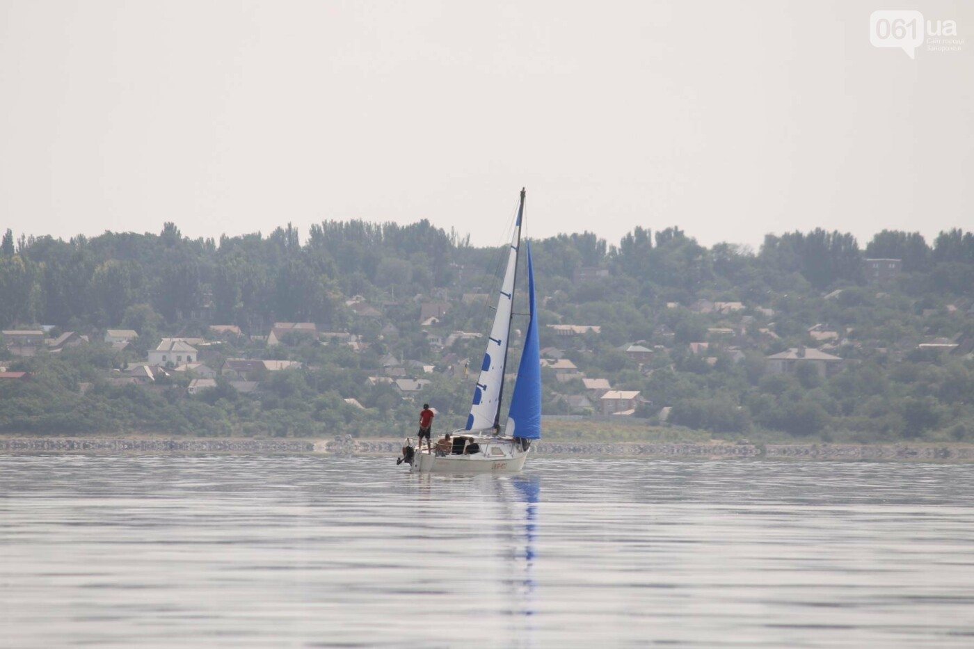 Сотни спортсменов и десятки яхт: как в Запорожье проходит парусная регата, – ФОТОРЕПОРТАЖ, фото-10