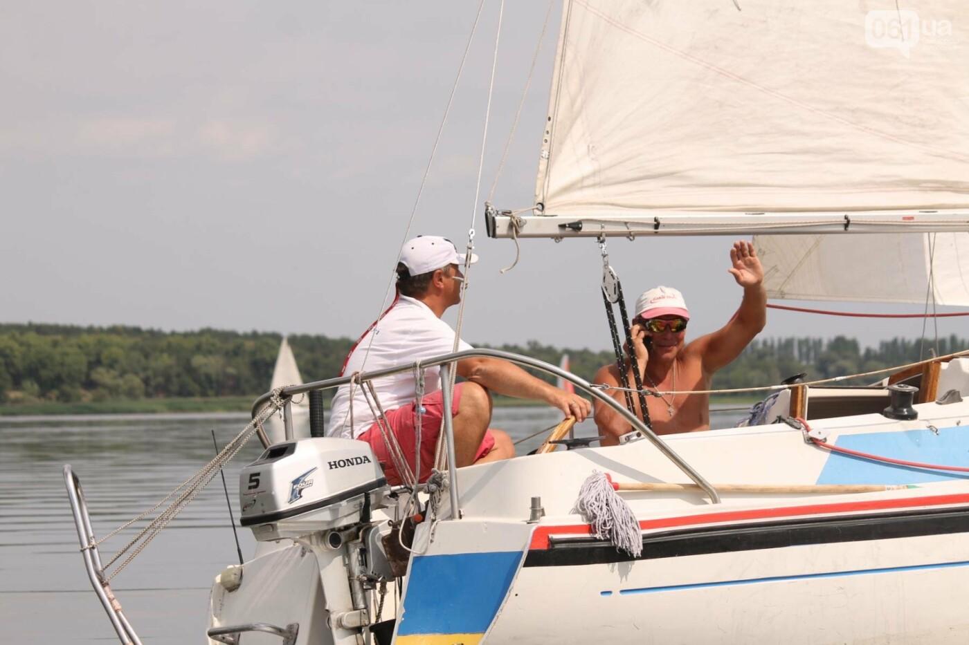 Сотни спортсменов и десятки яхт: как в Запорожье проходит парусная регата, – ФОТОРЕПОРТАЖ, фото-40