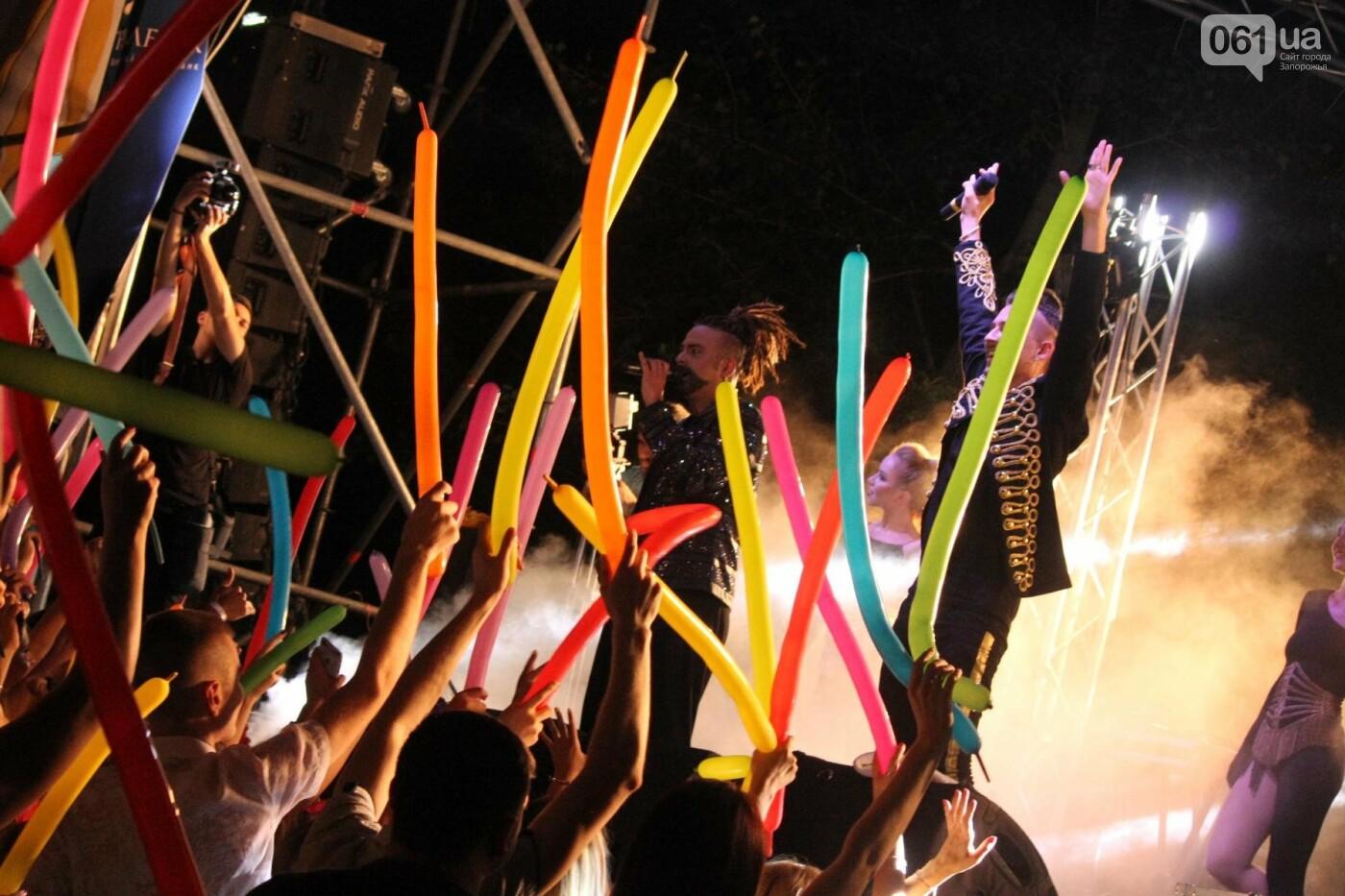 MONATIK, Amador Lopez, Kishe и Dilemma: в Запорожье Люкс ФМ устроило разрывную вечеринку, – ФОТОРЕПОРТАЖ, фото-39