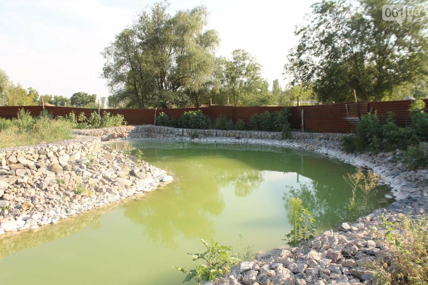 В Запорожье остановилось строительство нового парка на Радуге, – ФОТОРЕПОРТАЖ, фото-2