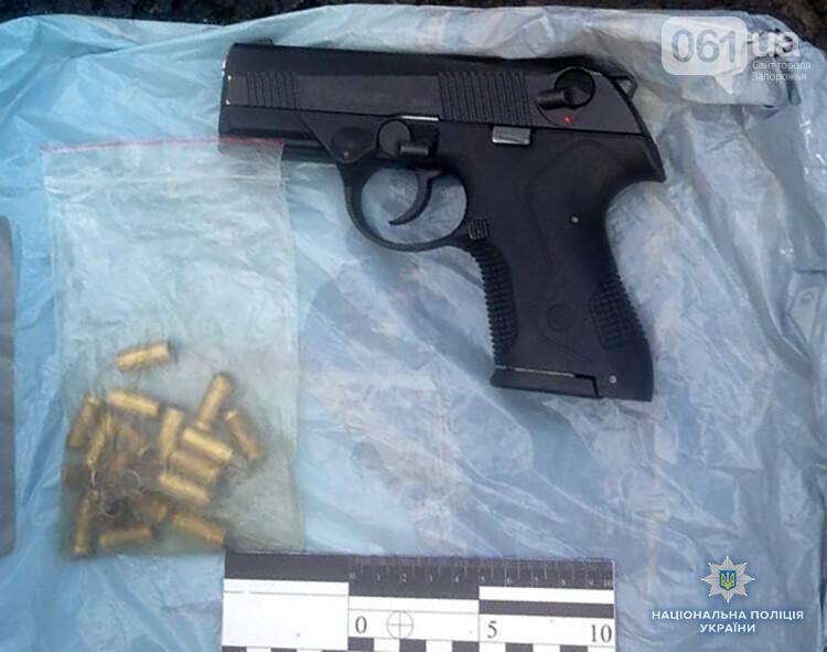 В Запорожье спецназ задержал вооруженных бандитов, которые похитили жителя Днепра, - ФОТО, фото-5