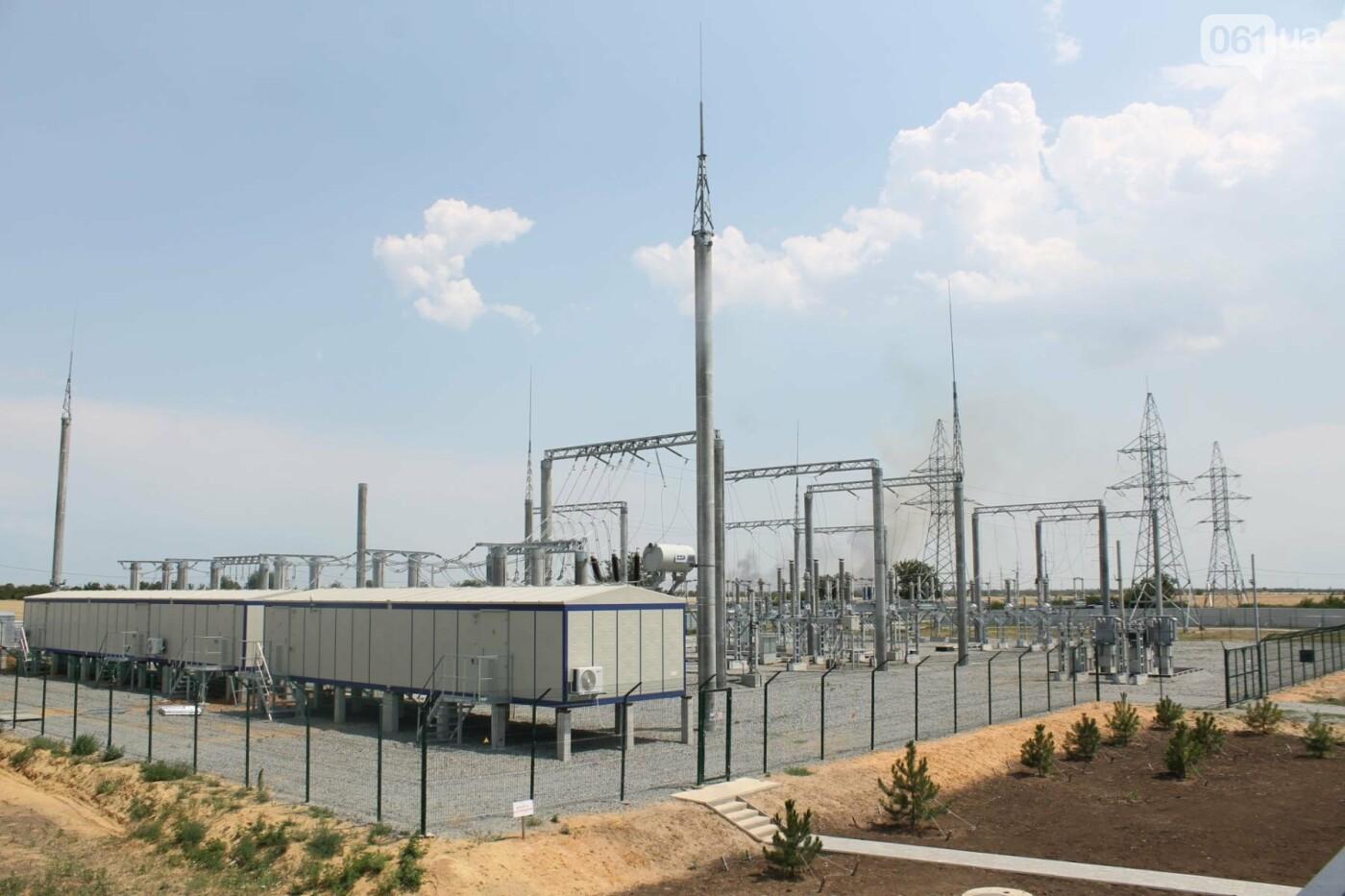 Как в Запорожской области работает крупнейшая в Украине солнечная станция: экскурсия на производство, — ФОТОРЕПОРТАЖ, фото-26