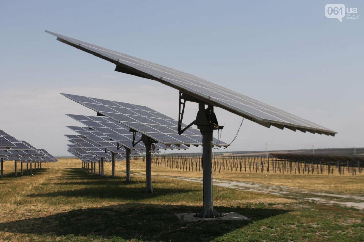 Как в Запорожской области работает крупнейшая в Украине солнечная станция: экскурсия на производство, — ФОТОРЕПОРТАЖ, фото-43