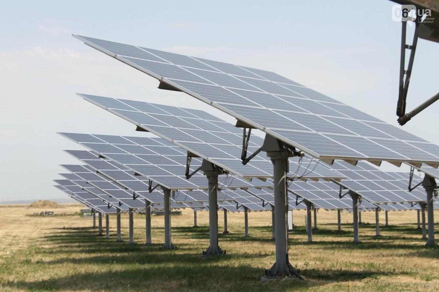 Как в Запорожской области работает крупнейшая в Украине солнечная станция: экскурсия на производство, — ФОТОРЕПОРТАЖ, фото-45