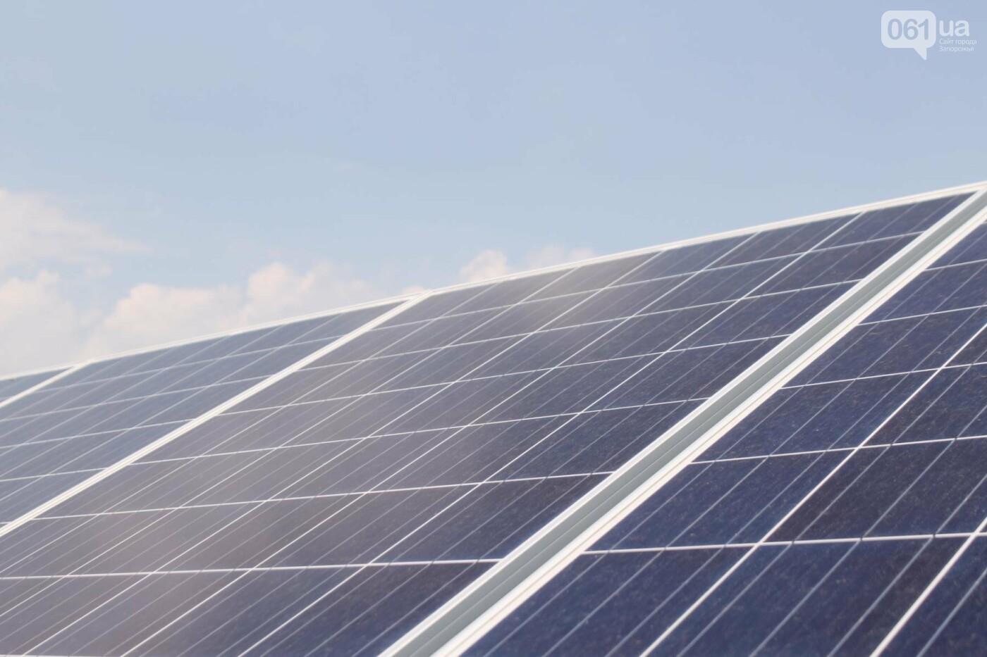 Как в Запорожской области работает крупнейшая в Украине солнечная станция: экскурсия на производство, — ФОТОРЕПОРТАЖ, фото-9