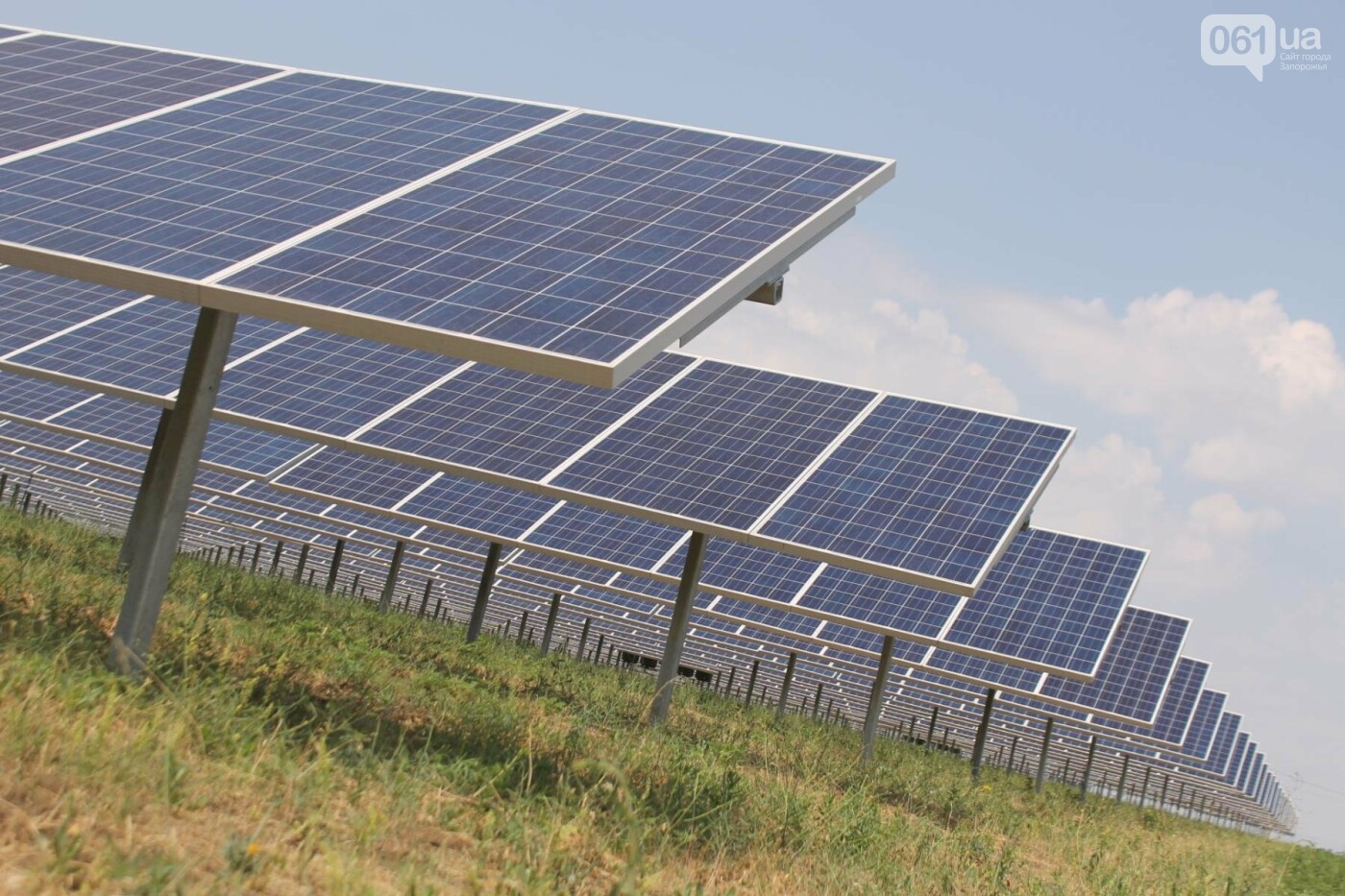 Как в Запорожской области работает крупнейшая в Украине солнечная станция: экскурсия на производство, — ФОТОРЕПОРТАЖ, фото-19