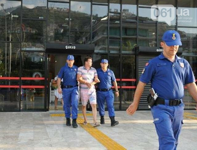 Опубликованы фото россиянина, подозреваемого в убийстве украинца в Турции, фото-1