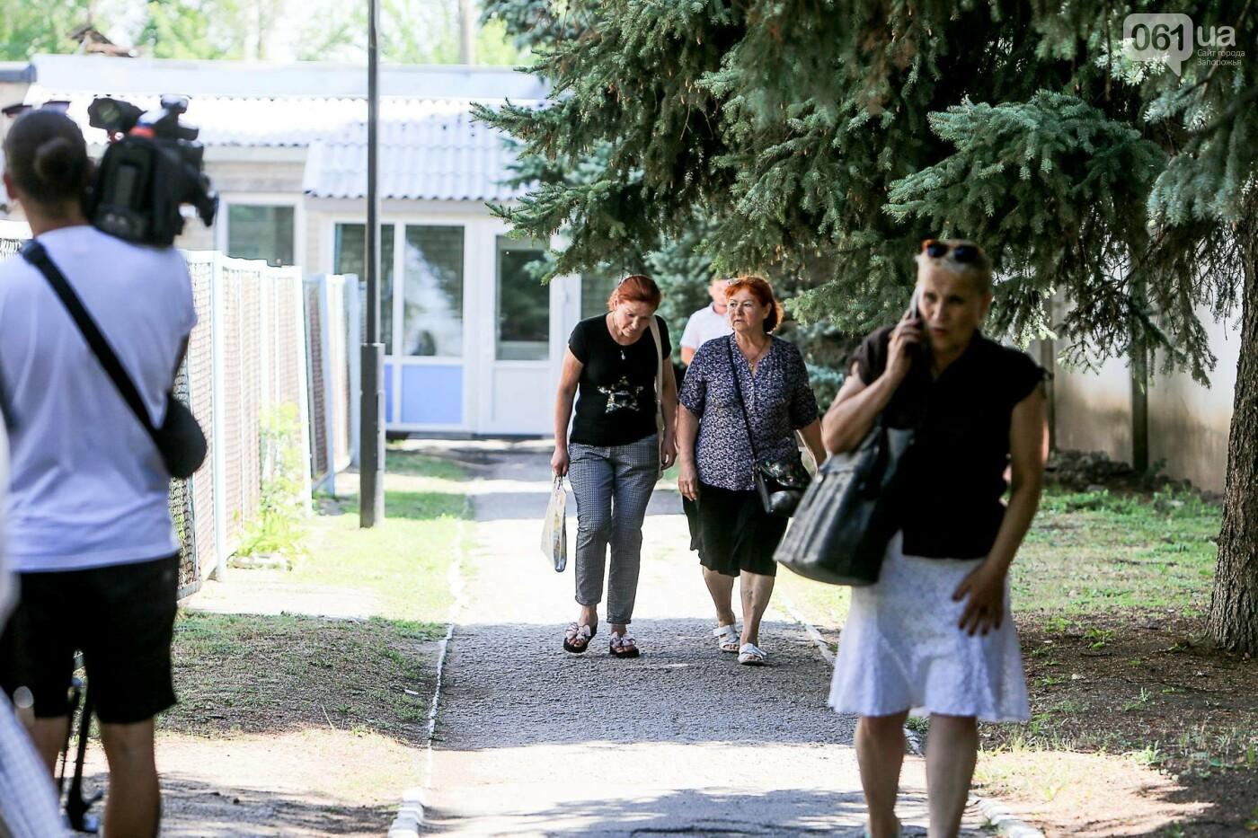В Запорожье привезли тело туриста, погибшего после драки с россиянином, - ФОТОРЕПОРТАЖ, фото-13