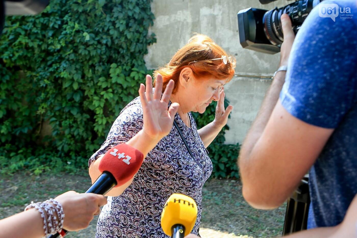 В Запорожье привезли тело туриста, погибшего после драки с россиянином, - ФОТОРЕПОРТАЖ, фото-17