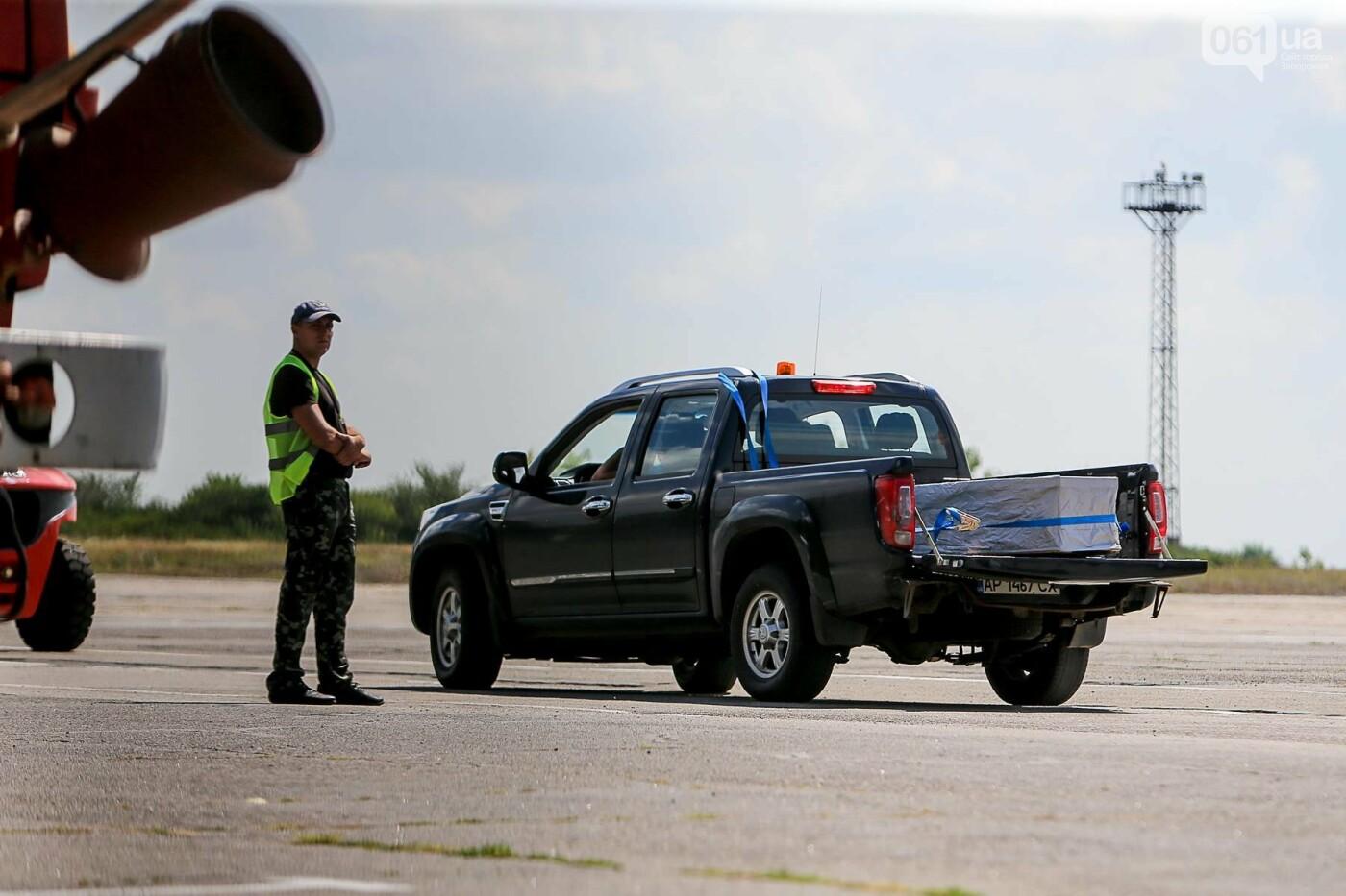 В Запорожье привезли тело туриста, погибшего после драки с россиянином, - ФОТОРЕПОРТАЖ, фото-12