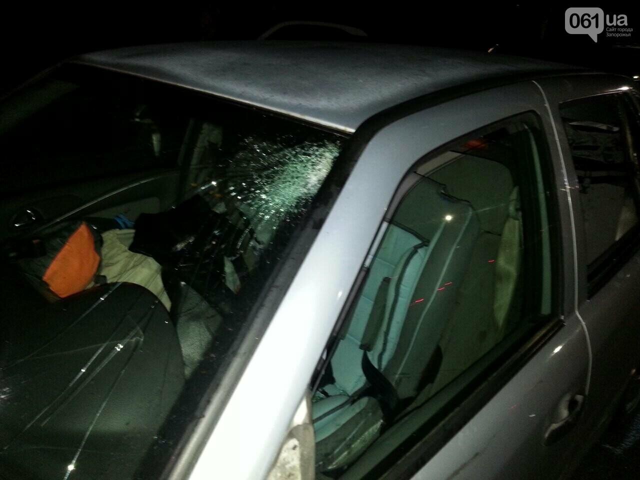 В Запорожье на пешеходном переходе сбили мужчину, — ФОТО, фото-2