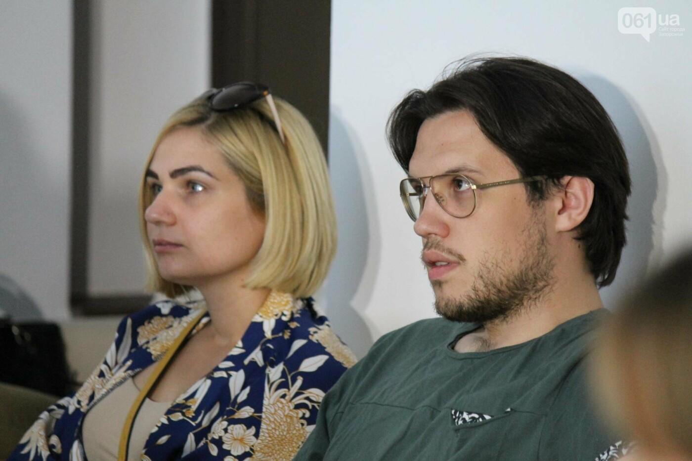 В Запорожье провели мозговой штурм и обсудили будущий проект Привокзальной площади, – ФОТОРЕПОРТАЖ, фото-22