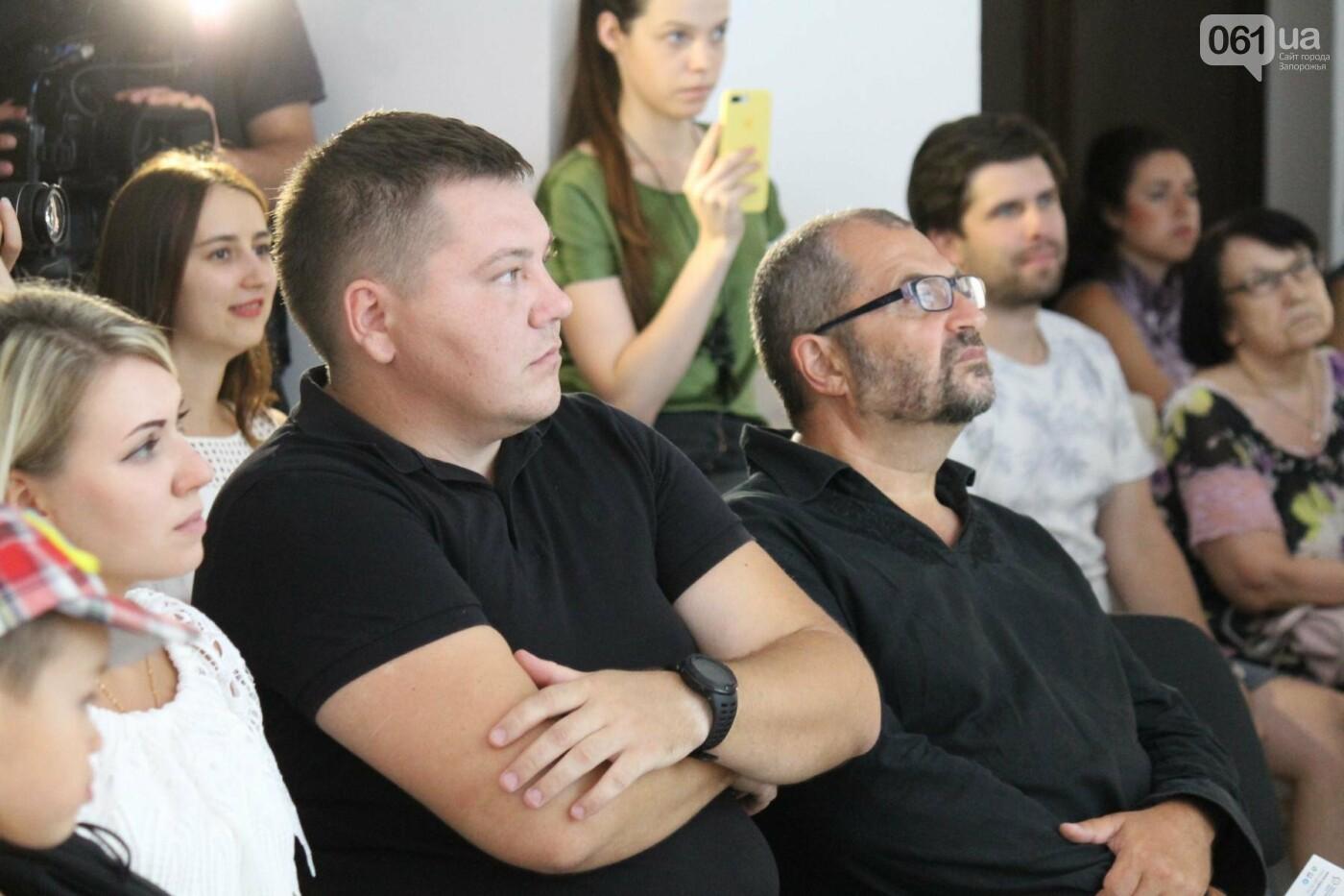 В Запорожье провели мозговой штурм и обсудили будущий проект Привокзальной площади, – ФОТОРЕПОРТАЖ, фото-16
