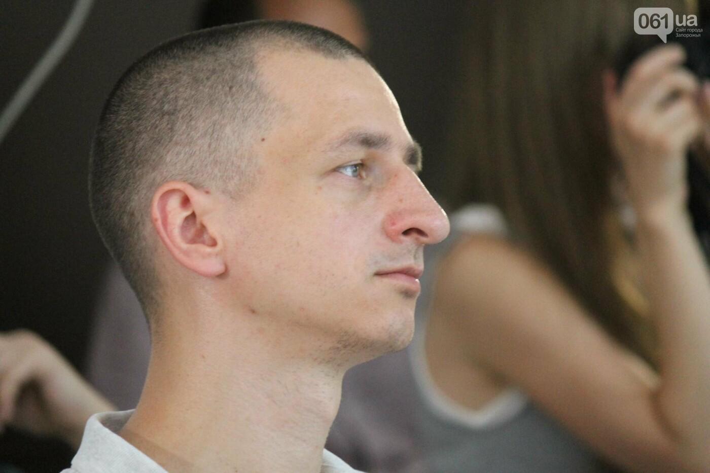 В Запорожье провели мозговой штурм и обсудили будущий проект Привокзальной площади, – ФОТОРЕПОРТАЖ, фото-17