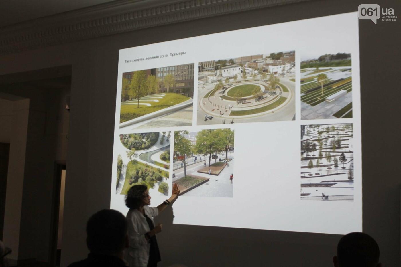 В Запорожье провели мозговой штурм и обсудили будущий проект Привокзальной площади, – ФОТОРЕПОРТАЖ, фото-6