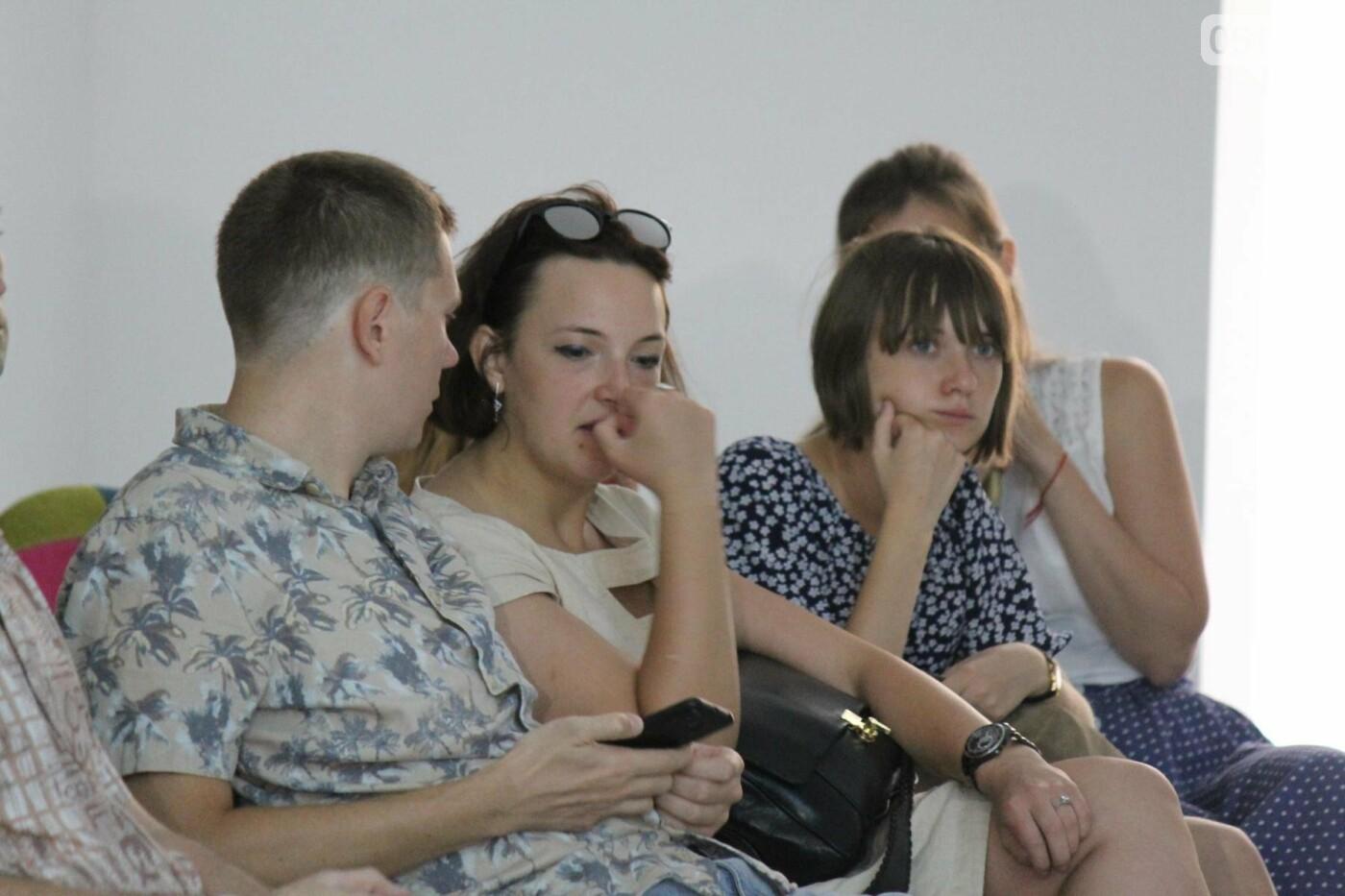 В Запорожье провели мозговой штурм и обсудили будущий проект Привокзальной площади, – ФОТОРЕПОРТАЖ, фото-18