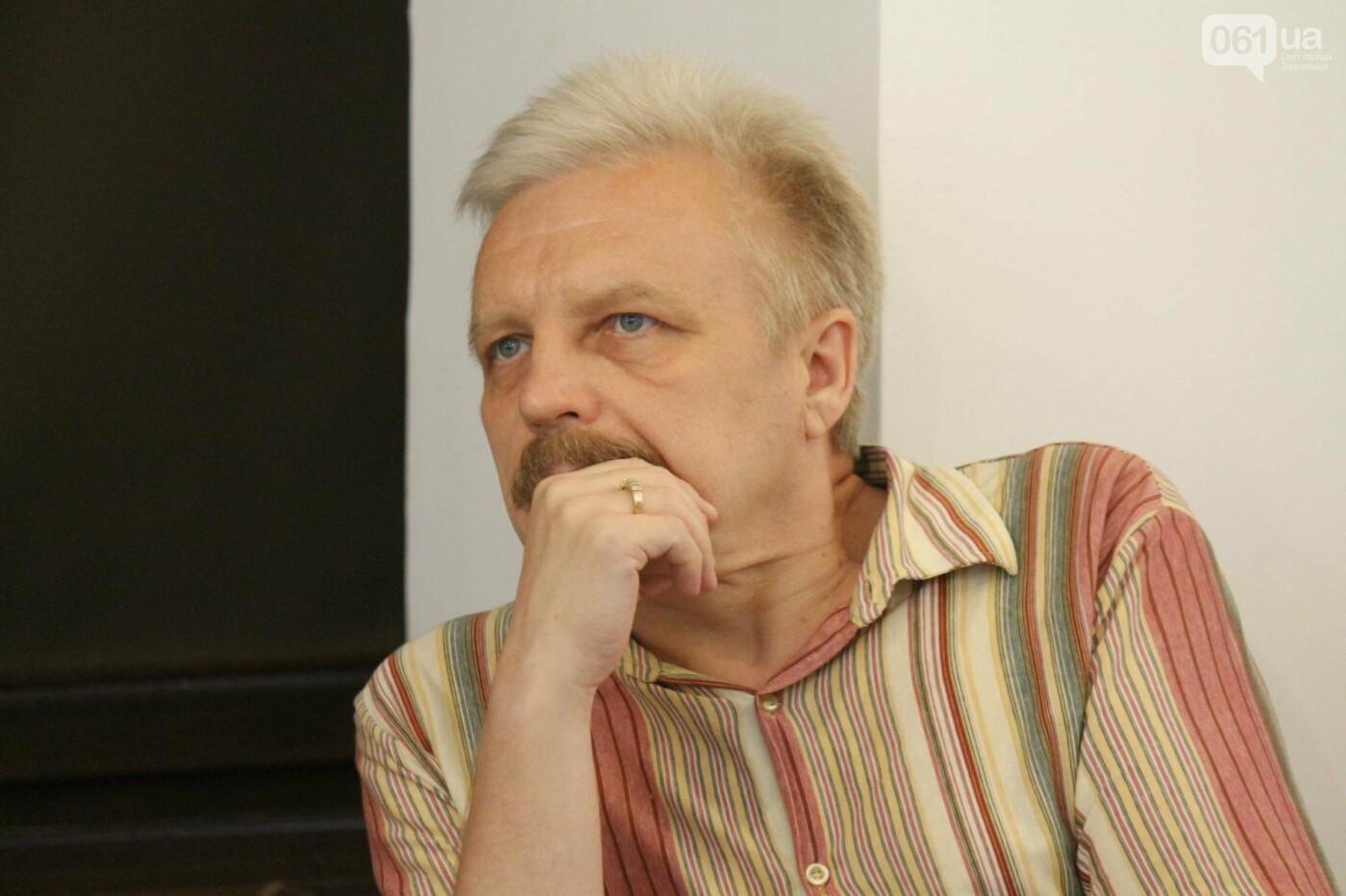 В Запорожье провели мозговой штурм и обсудили будущий проект Привокзальной площади, – ФОТОРЕПОРТАЖ, фото-19