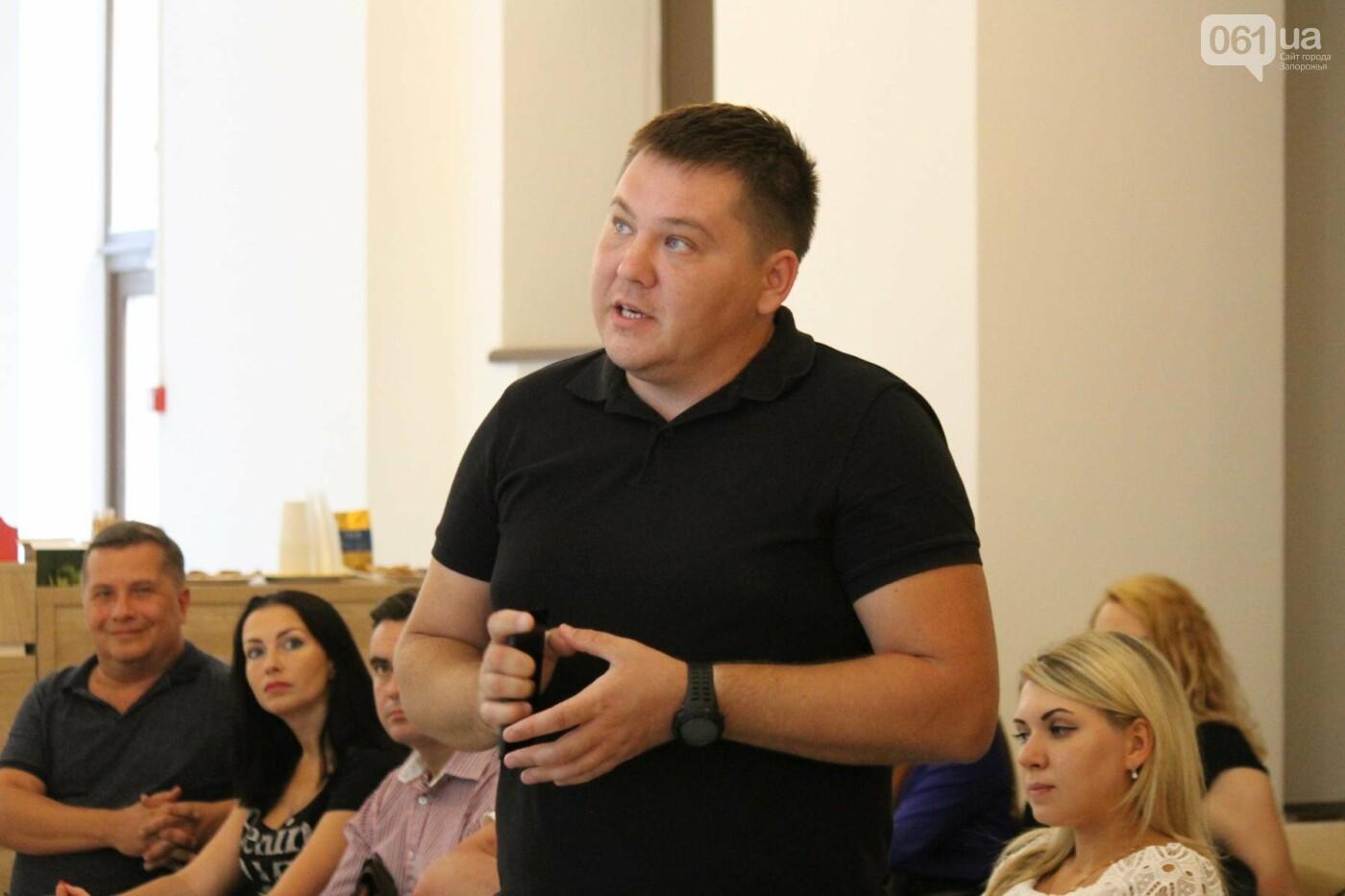 В Запорожье провели мозговой штурм и обсудили будущий проект Привокзальной площади, – ФОТОРЕПОРТАЖ, фото-9