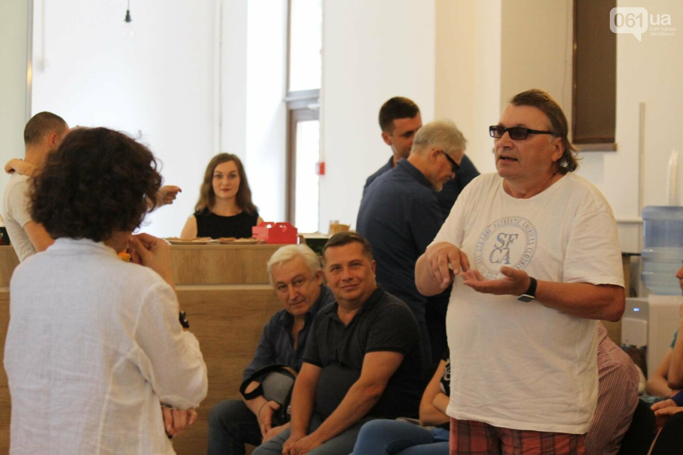 В Запорожье провели мозговой штурм и обсудили будущий проект Привокзальной площади, – ФОТОРЕПОРТАЖ, фото-13