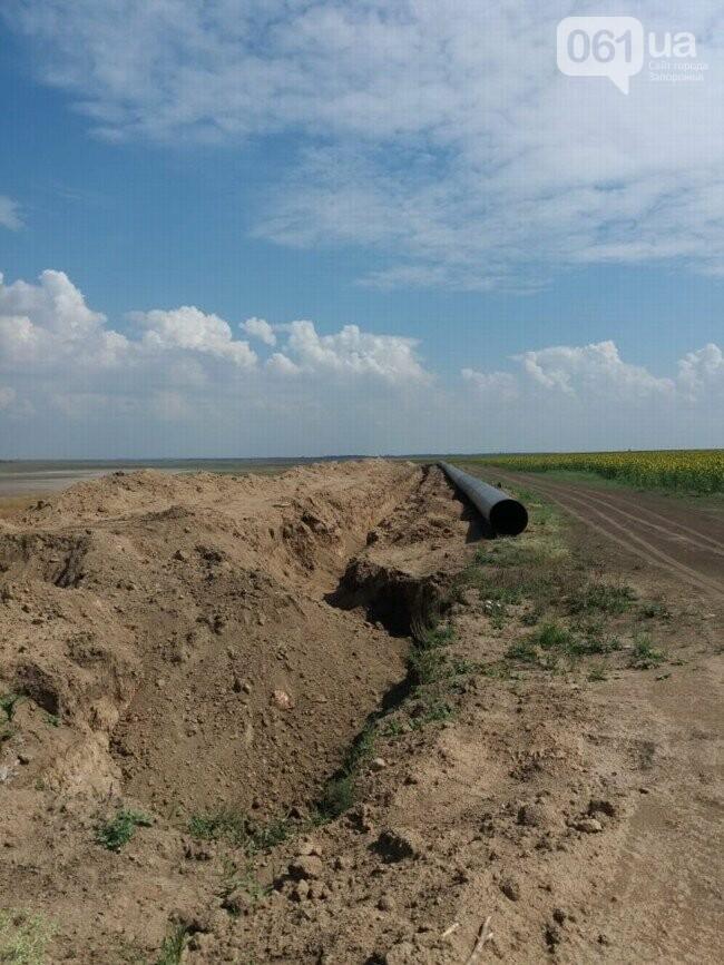 Запорожский завод загрязняет Утлюцкий лиман и не платит эконалог , фото-2