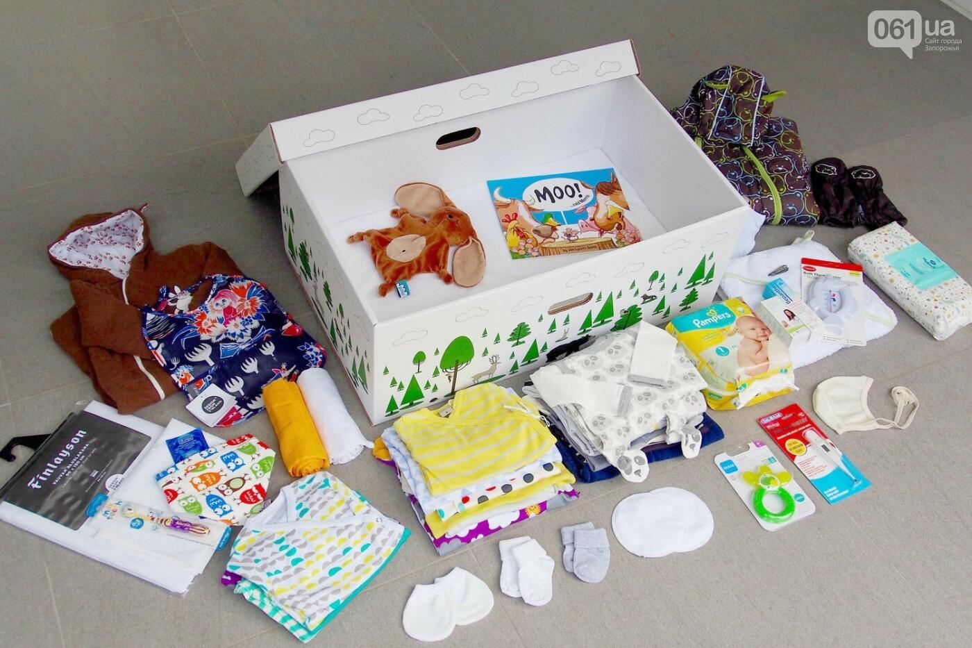 Как в Финляндии: запорожским мамам, кроме выплат, будут давать baby-box, фото-2