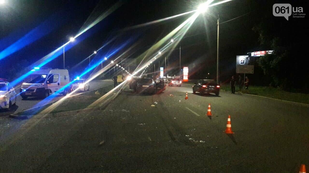 Подробности ночной аварии на набережной: два человека погибли, пятеро госпитализированы, - ФОТО, фото-3