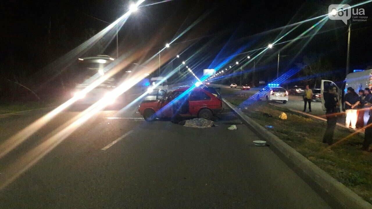 Подробности ночной аварии на набережной: два человека погибли, пятеро госпитализированы, - ФОТО, фото-4