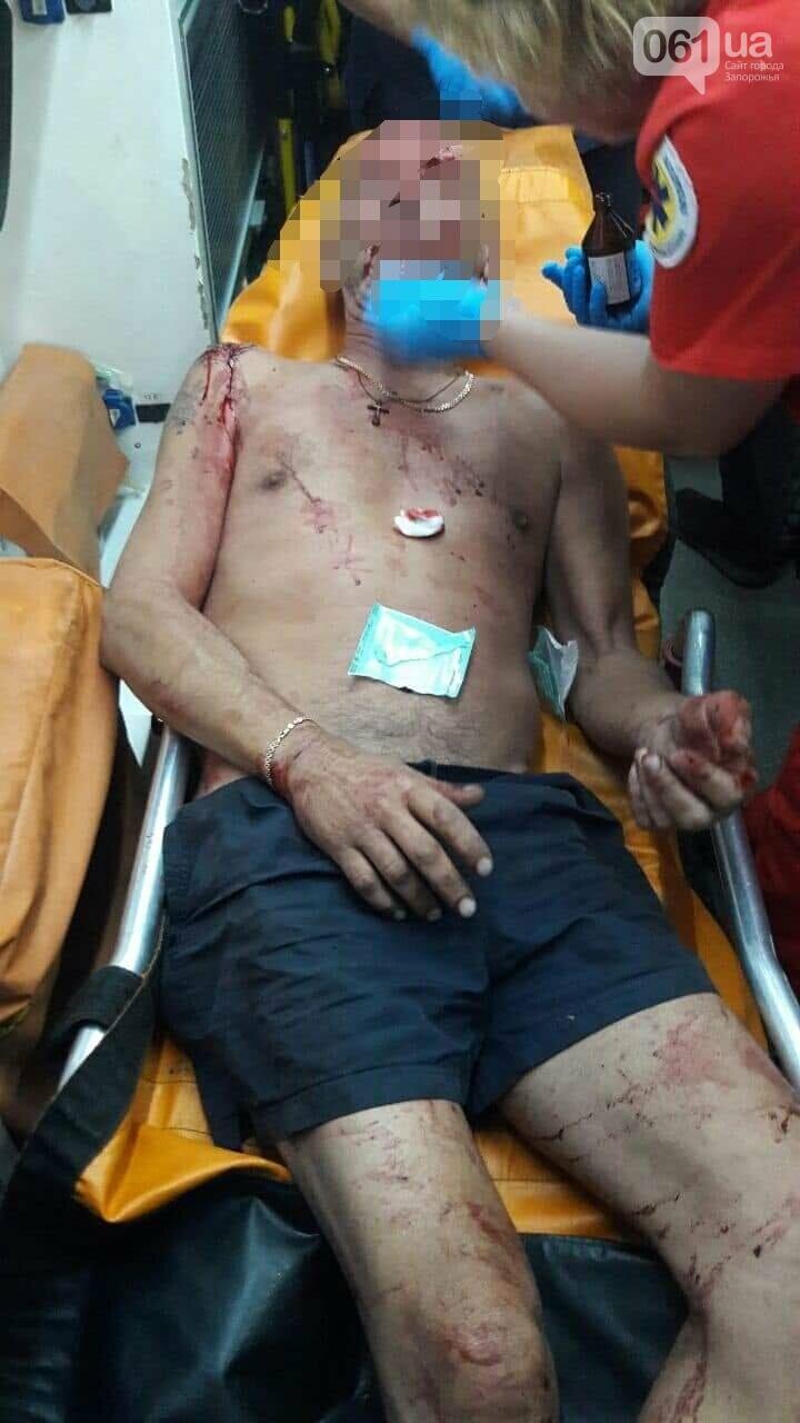 Подробности ночной аварии на набережной: два человека погибли, пятеро госпитализированы, - ФОТО, фото-2