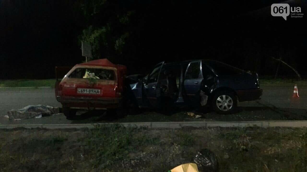 Подробности ночной аварии на набережной: два человека погибли, пятеро госпитализированы, - ФОТО, фото-1
