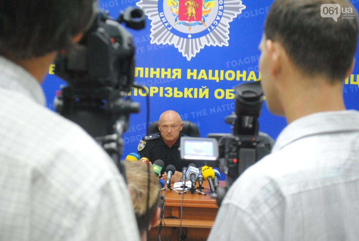 За Олешко следили два дня: в полиции рассказали подробности покушения в Бердянске, - ФОТО, фото-1