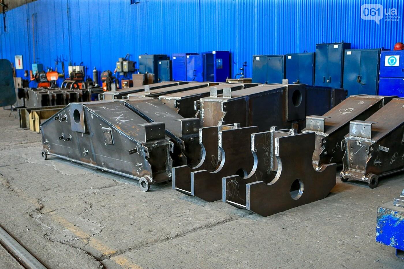 Как в Запорожье работает крупнейший в Европе завод по производству кранов: экскурсия на производство, — ФОТОРЕПОРТАЖ, фото-36