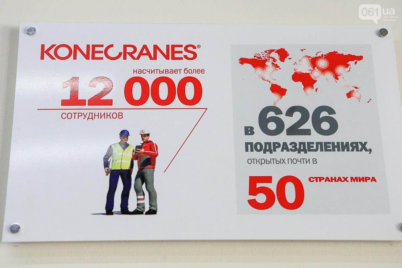 Как в Запорожье работает крупнейший в Европе завод по производству кранов: экскурсия на производство, — ФОТОРЕПОРТАЖ, фото-73