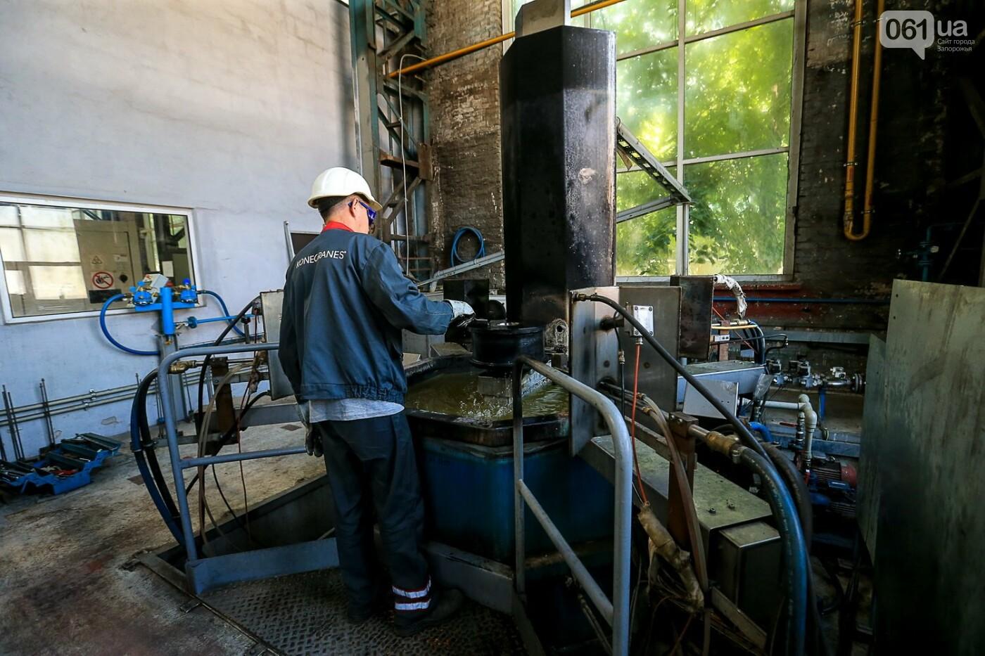 Как в Запорожье работает крупнейший в Европе завод по производству кранов: экскурсия на производство, — ФОТОРЕПОРТАЖ, фото-50