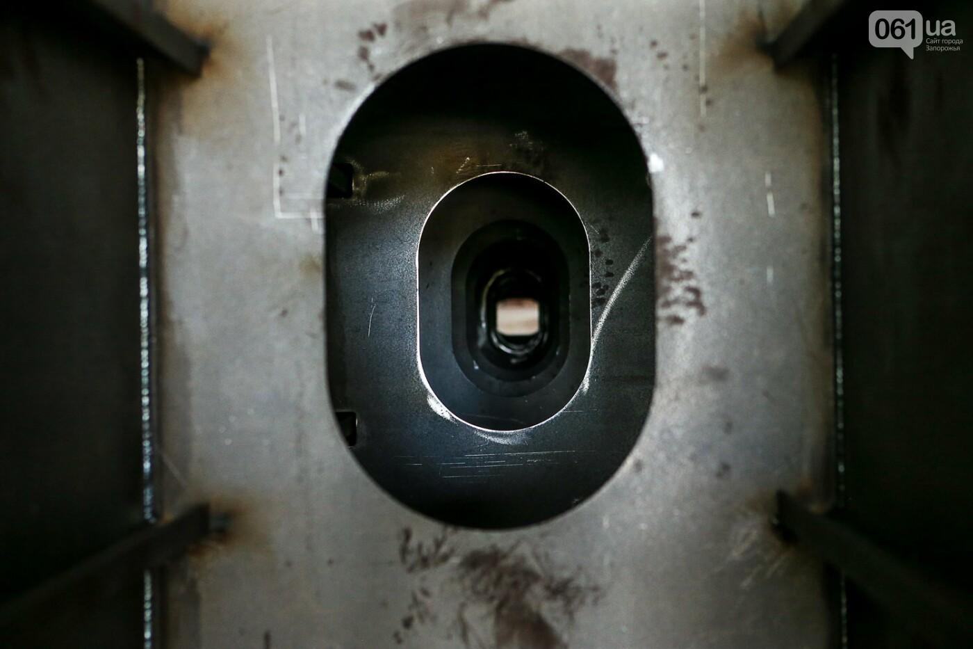 Как в Запорожье работает крупнейший в Европе завод по производству кранов: экскурсия на производство, — ФОТОРЕПОРТАЖ, фото-22