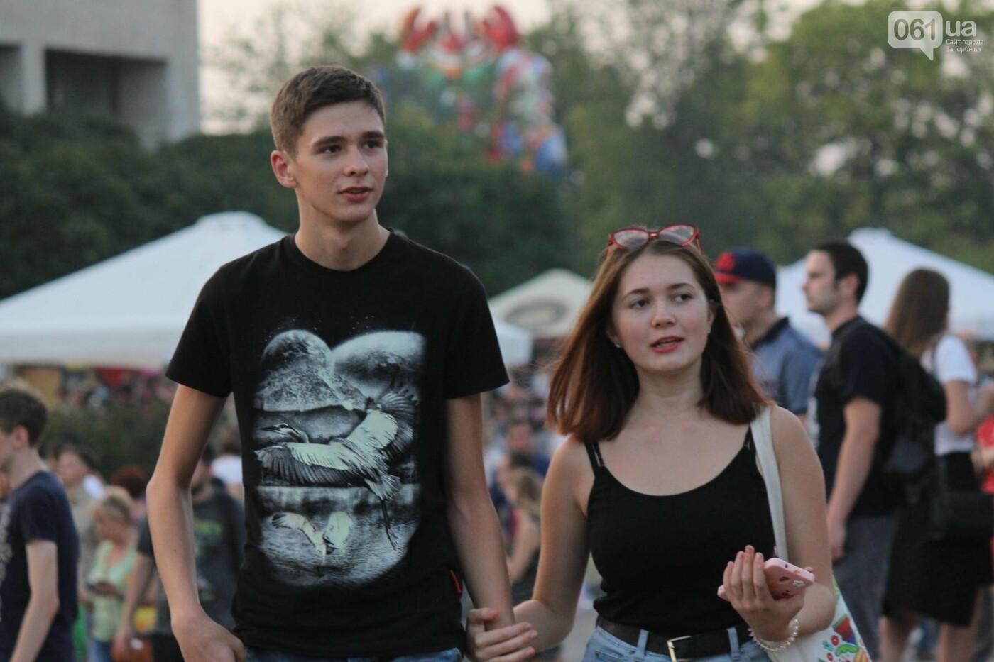 Найди себя: 50 портретов посетителей фестиваля Khortytsia Freedom, – ФОТОРЕПОРТАЖ, фото-9