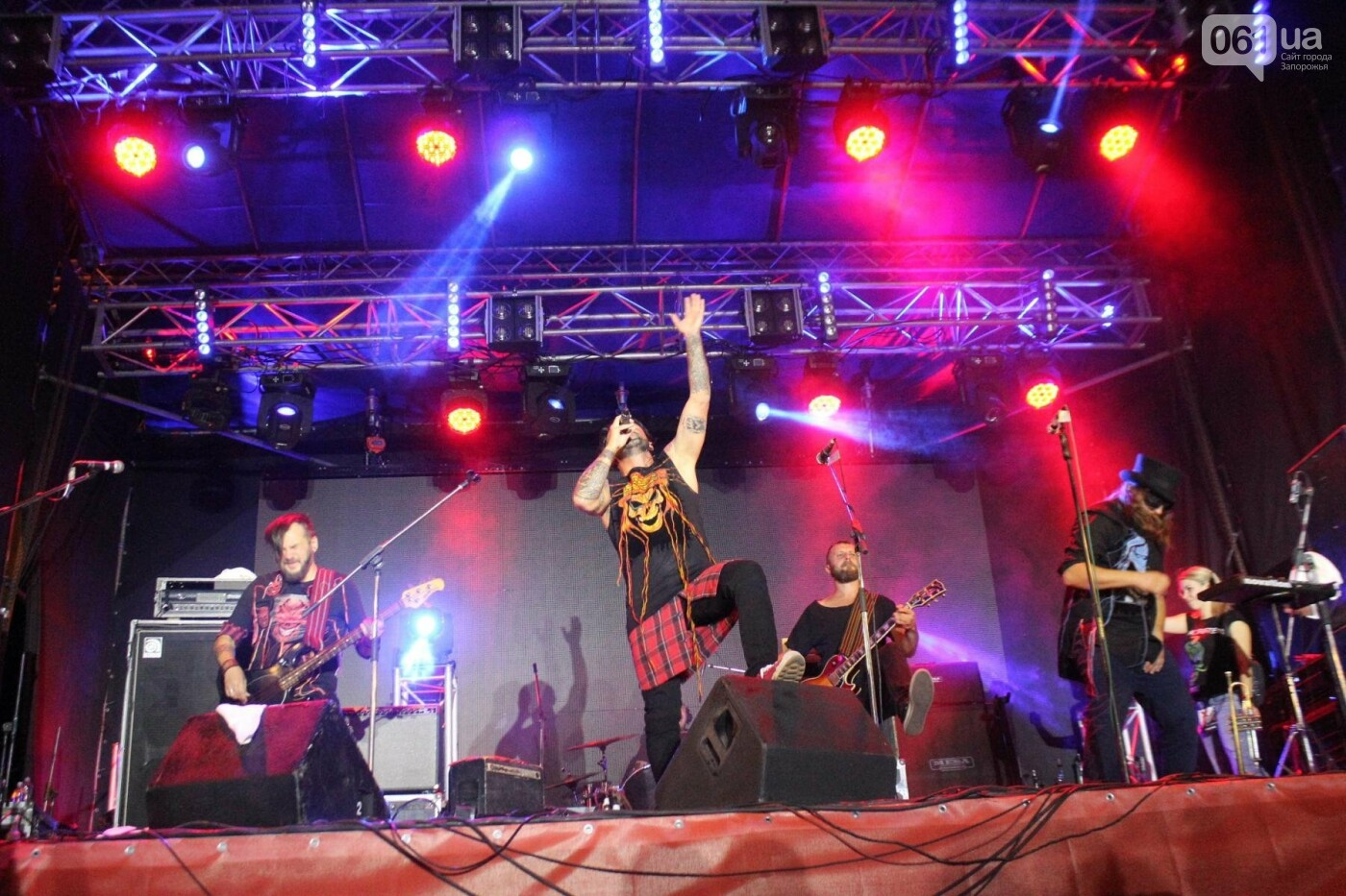 ONUKA, Kozak System и Мария Чайковская: первый день фестиваля Khortytsia Freedom, – ФОТОРЕПОРТАЖ, фото-38