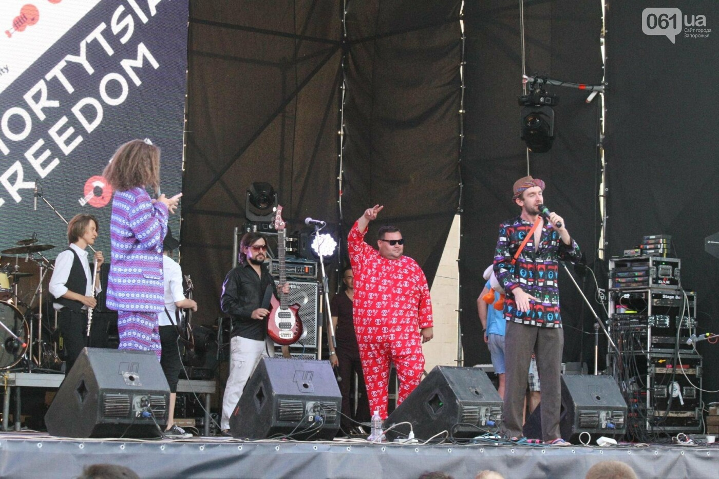 ONUKA, Kozak System и Мария Чайковская: первый день фестиваля Khortytsia Freedom, – ФОТОРЕПОРТАЖ, фото-81