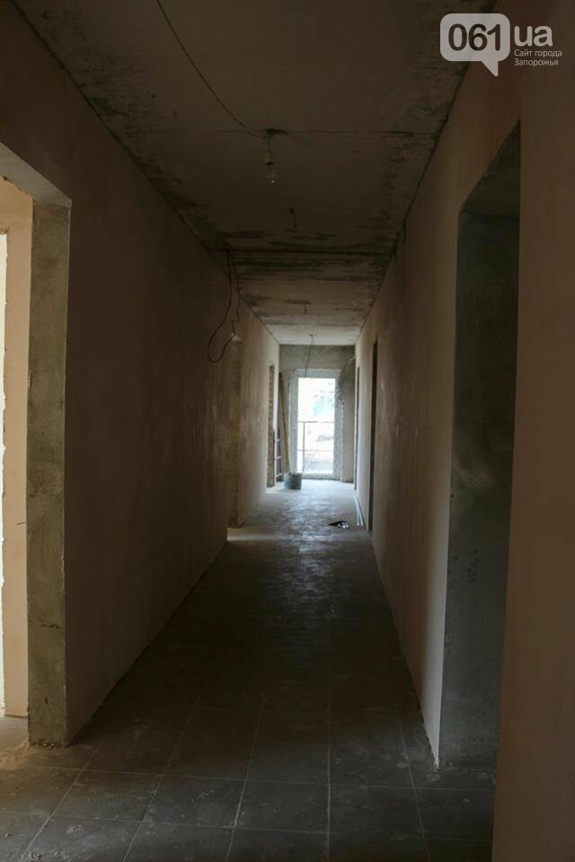 В запорожской воинской части реконструируют общежитие для военных, – ФОТО, фото-5