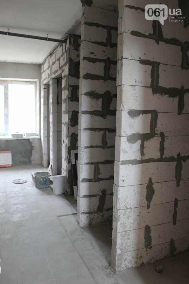 В запорожской воинской части реконструируют общежитие для военных, – ФОТО, фото-8