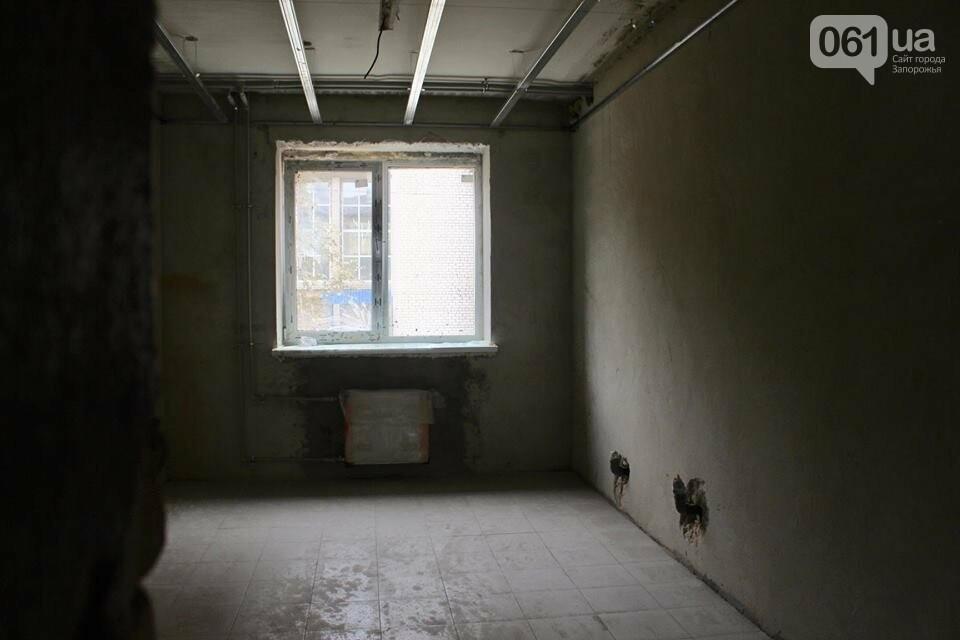 В запорожской воинской части реконструируют общежитие для военных, – ФОТО, фото-7