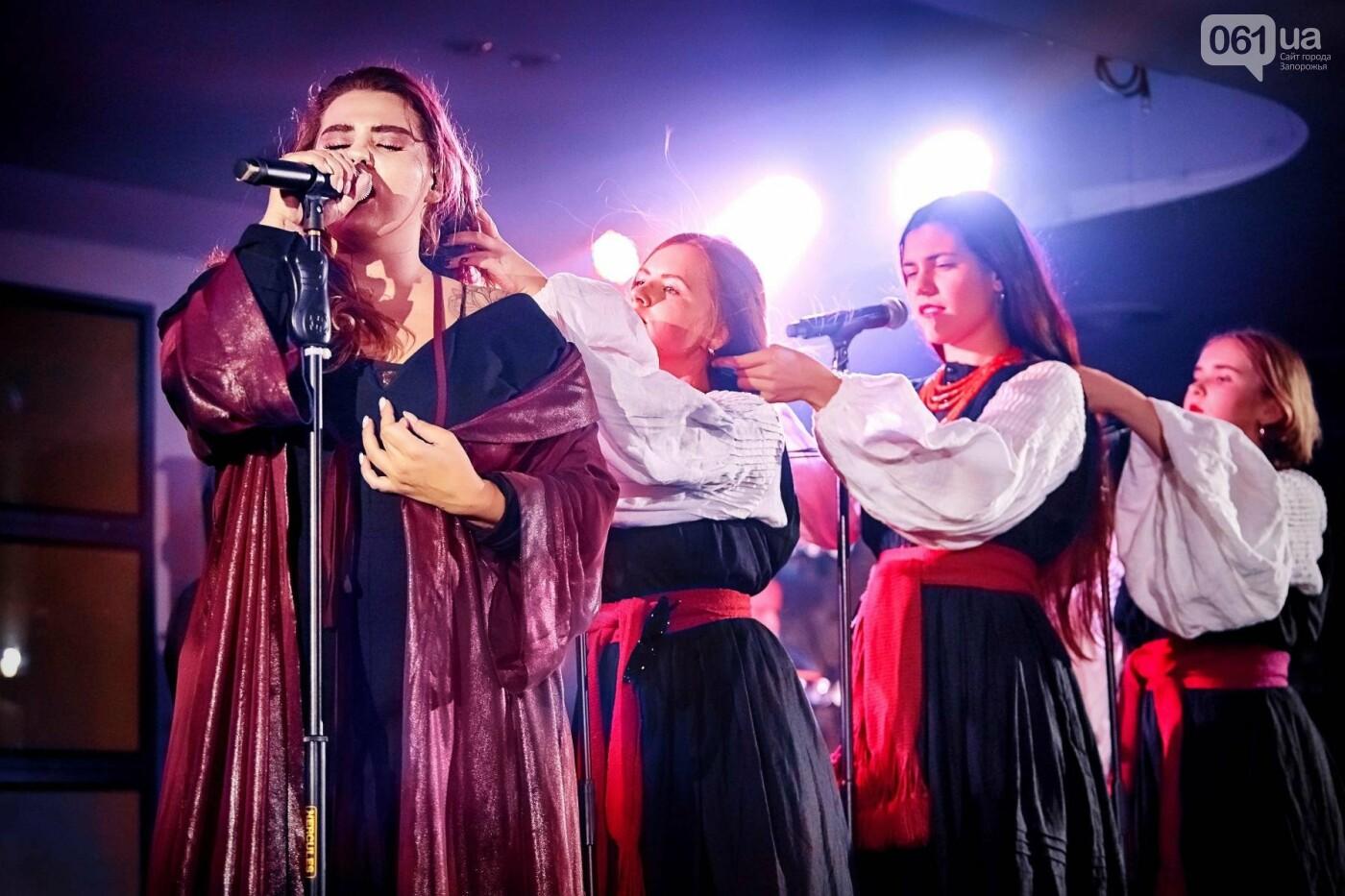 «Ой, мамо, на свята»: как в Запорожье впервые выступила группа «KAZKA», – ФОТОРЕПОРТАЖ, фото-3