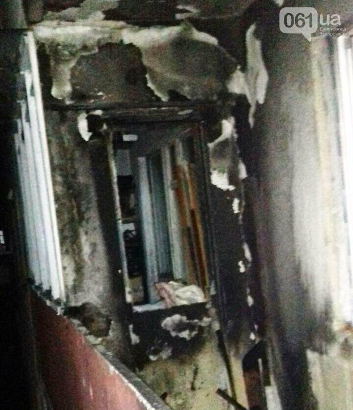 В Запорожье в воскресенье тушили многоэтажку, - ФОТО, фото-2
