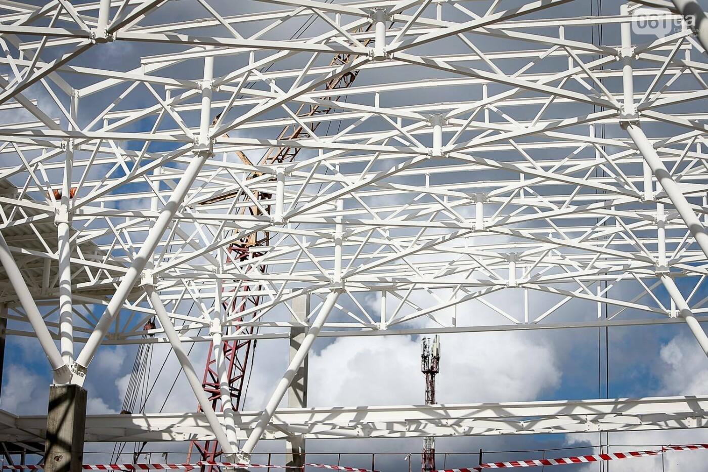 Строительство нового терминала запорожского аэропорта в фотографиях и цитатах, фото-29