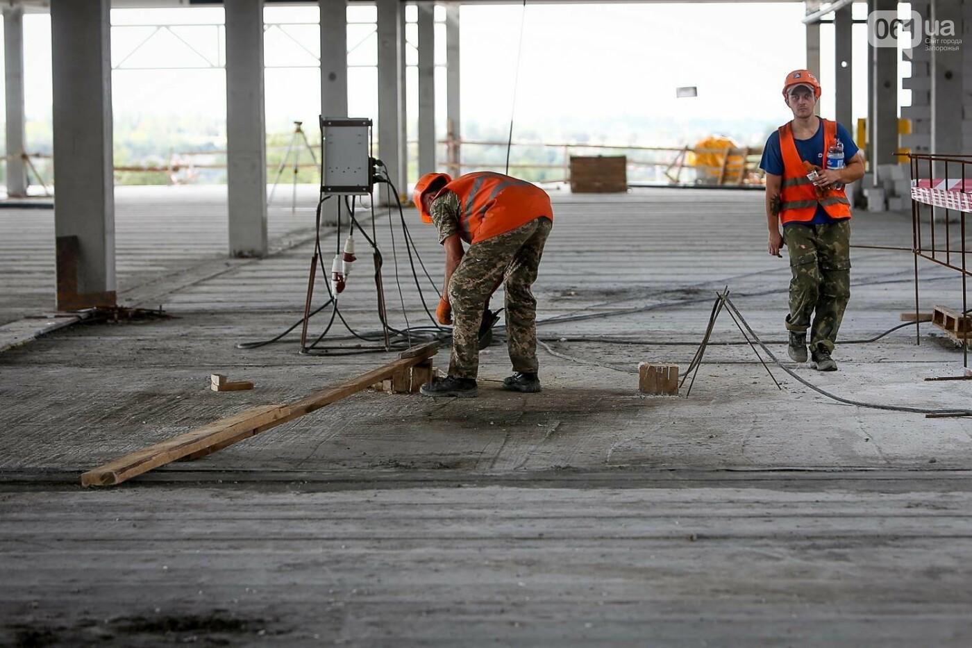 Строительство нового терминала запорожского аэропорта в фотографиях и цитатах, фото-31