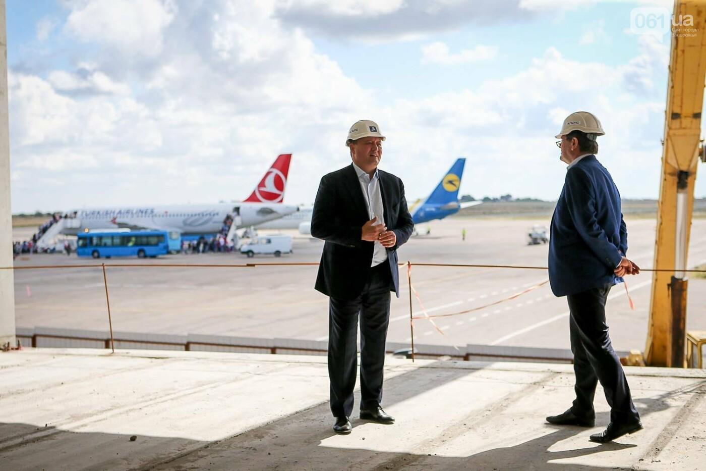 Строительство нового терминала запорожского аэропорта в фотографиях и цитатах, фото-34