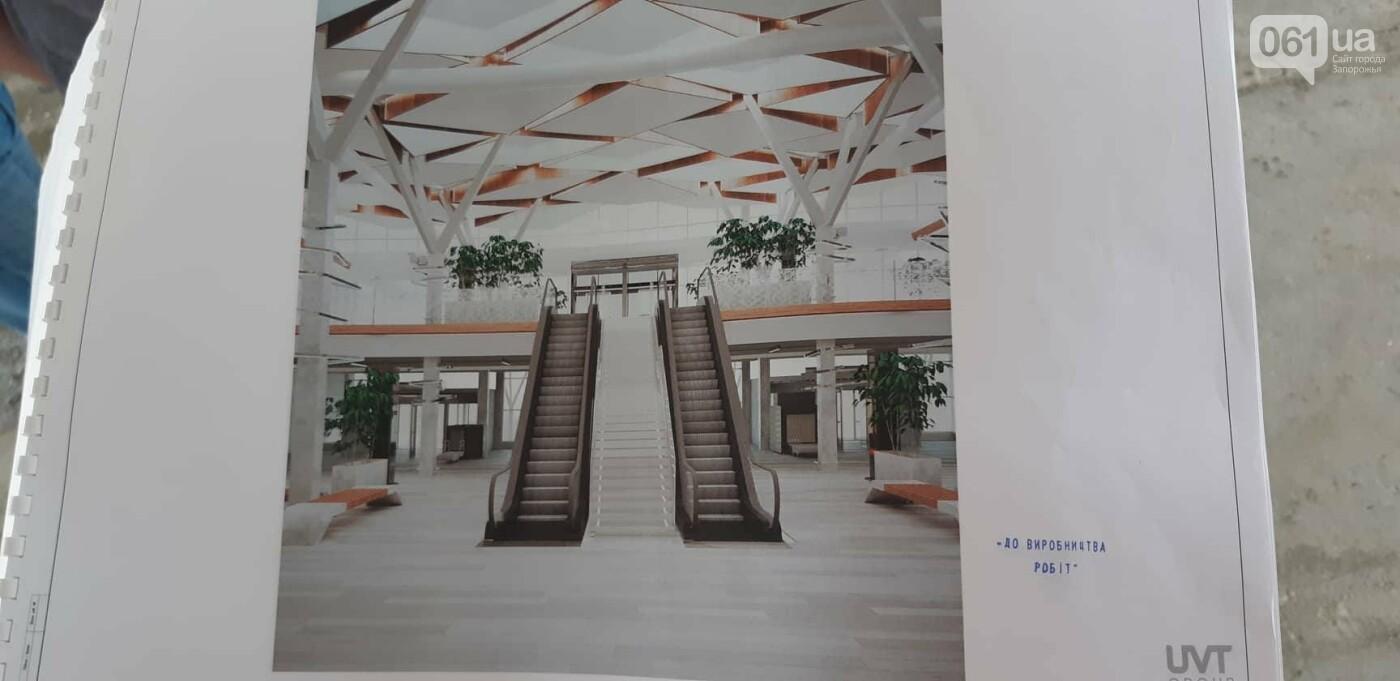 Как идет строительство нового терминала аэропорта Запорожья 19