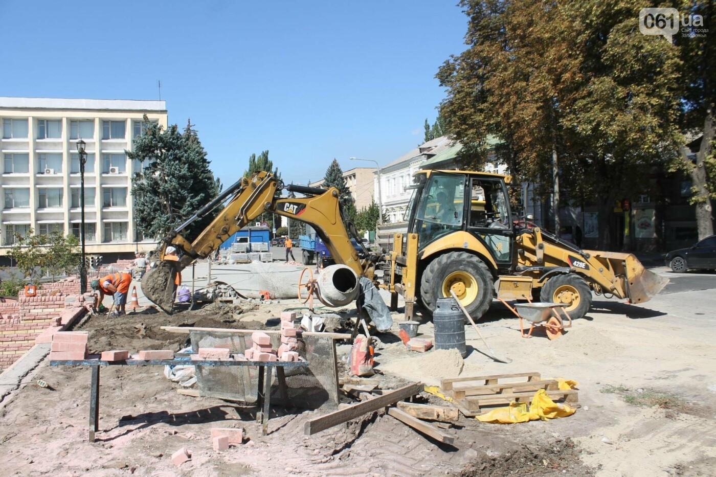 Как выглядит обновленный сквер Театральный за сутки до торжественного открытия, – ФОТОРЕПОРТАЖ, фото-3